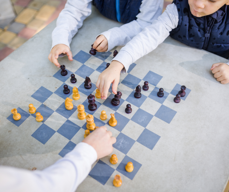 1° Torneo Rapid di scacchi Under 15